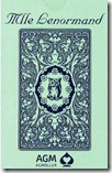 Mlle Lenormand Oracle Cards - AGM Muller